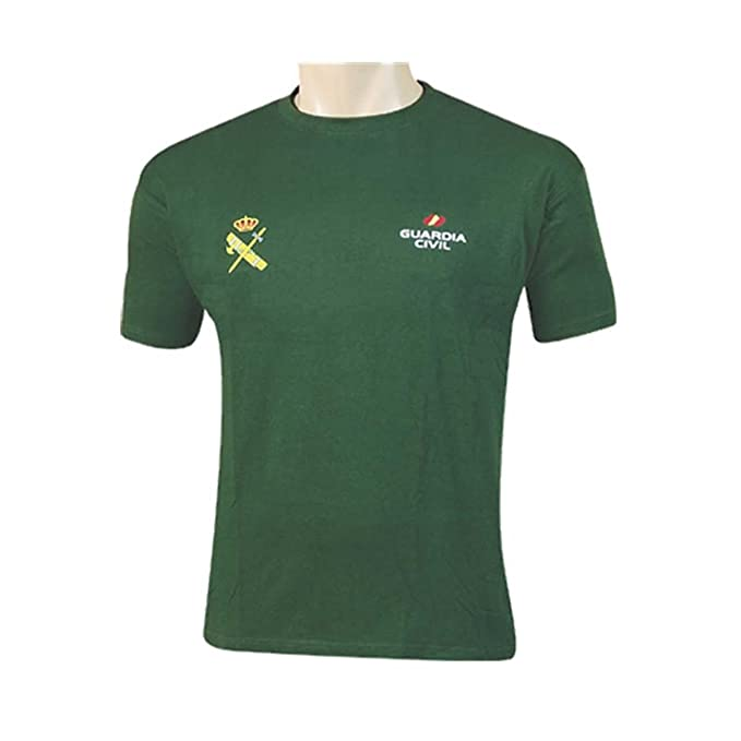 CAMISETA GUARDIA CIVIL TALLA S