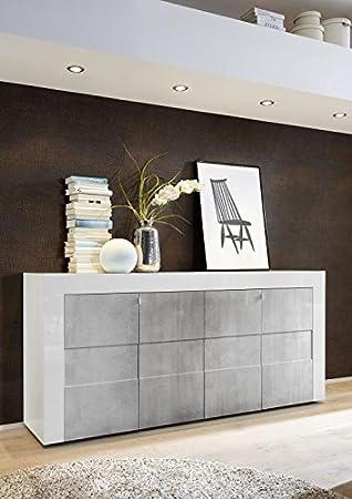 Ideapiu Meubles Salon Modernes, Mobilier, Fabriqué En Italie Forio Vernies  économiques, Meubles Laqués