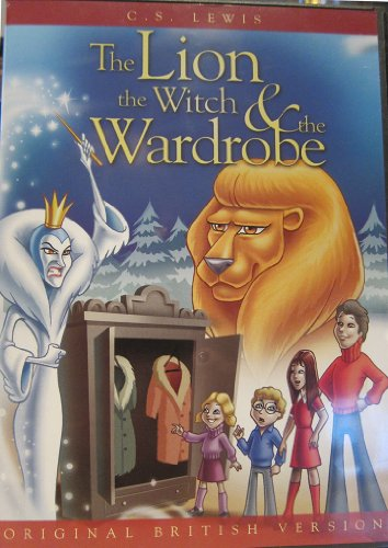 The Lion, the Witch and the Wardrobe - original British version {NTSC}