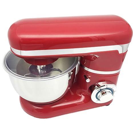 LWQ Cocina Alimentos Batidora de pie, 1200W 4L de la Cocina de la ...