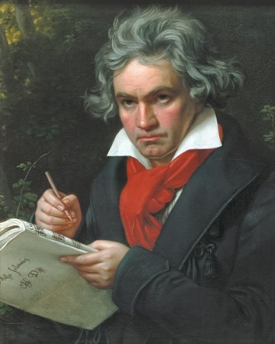 - New 8x10 Photo: Famed German Composer of Music Ludwig van Beethoven