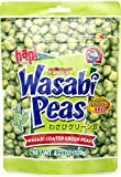 Hapi Hot Wasabi Peas Pouch, 4.23 oz (Pack of 3)