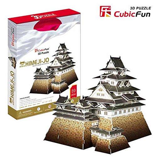Himeji-Jo 3D Puzzle rompecabezas