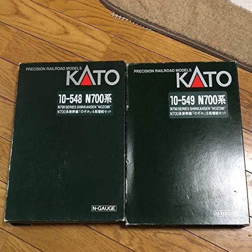 KATO N700系 新幹線 のぞみ 16両フルセット モーター2両に増強 東海道山陽新幹線 鉄道模型 Nゲージ JR東海 JR西日本 B07T3FGL5C