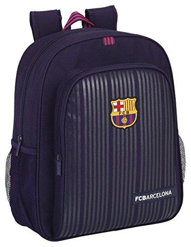 F.C BARCELONA SOCCER SPAIN backpack, Medium size, PURPLE