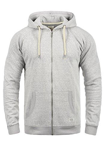 Rebel Grey shirt Capuche En Zippé Éclair À Sweat Avec Redefined Fermeture Mid Homme Sweat Marlelo Veste Pour TwxdSA