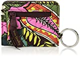 Vera Bradley Women's Iconic RFID Campus Double Id, Autumn Leaves