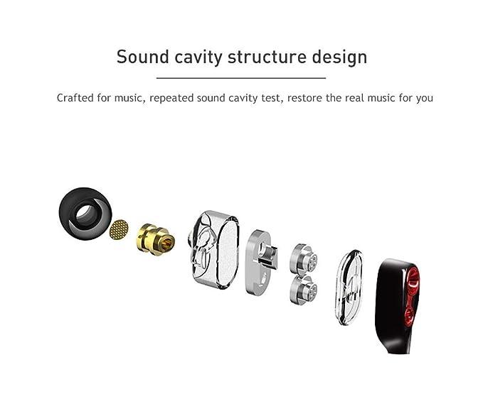 Antber Auriculares compatibles con Xiaomi Mi A1 auriculares con ...