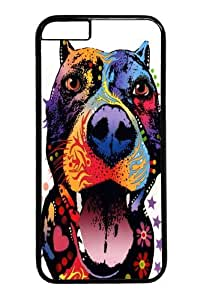 bark dont bite PC Case Cover for iPhone 6 and iphone 6 4.7 inch Black