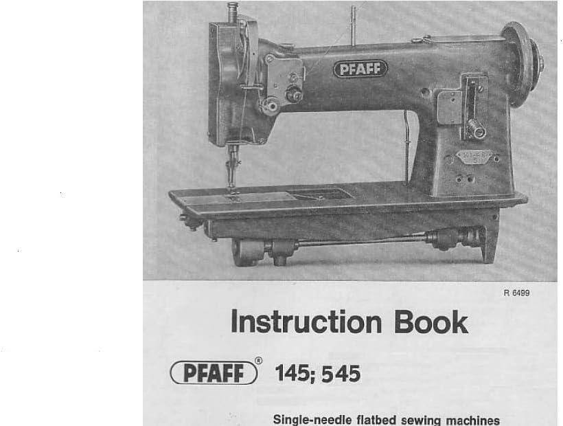 Descargar Pdf-File Pfaff 545 máquina de coser: Amazon.es: Hogar
