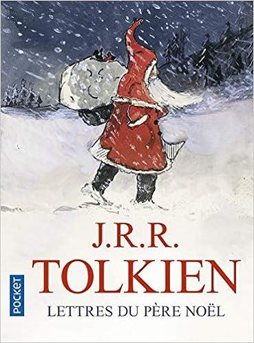 Poeme Lettre Au Pere Noel.Amazon Fr Lettres Du Pere Noel J R R Tolkien Gerard