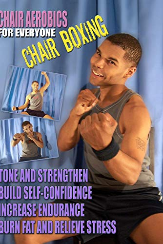 Chair Aerobics for Everyone - Chair Boxing (Boxing Chair Dvd)