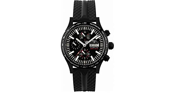 Amazon.com: Ball Storm Chaser DLC Glow CM2192C-P2-BK Limited Edition Watch: Watches