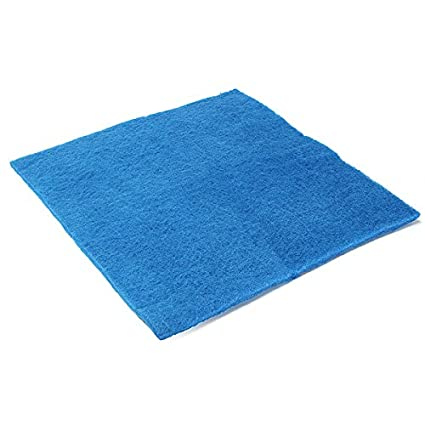 [Free Shipping] Aquarium Biochemical Cotton Filter Foam Sponge Blue For Fish Tank //