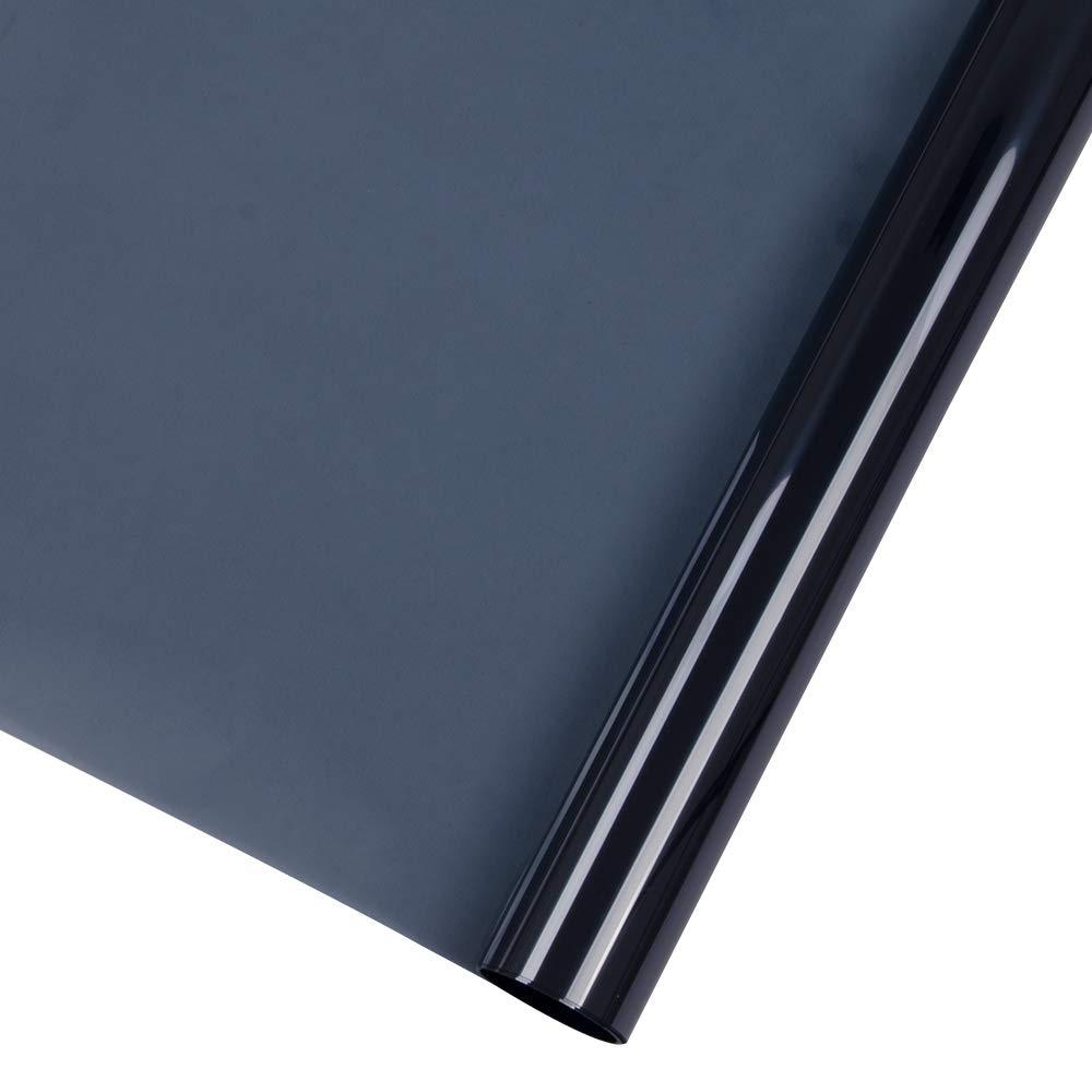 国内発送 Ho-mart カーウィンドウフィルム UV100%カット 紫外線100%カット 遮熱シート カー用品 B07M7CJMRB ブラインド効果 紫外線100%カット 紫外線カット まぶしさ防止 カー用品 プライバシー保護 ガラスの飛散防止 152cm*3000cm ダークスモーク(透過率15%) B07M7CJMRB スモーク(透過率50%) スモーク(透過率50%), 大朝町:dcd38308 --- itourtk.ru