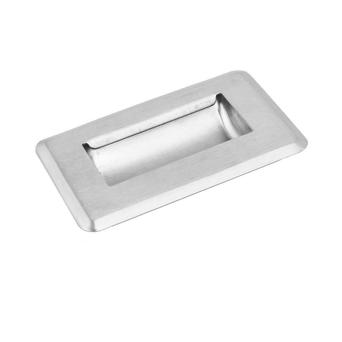 eDealMax 110 mm Longitud 304 rectangular de acero inoxidable ...