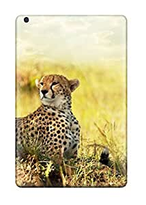 For Ipad Case, High Quality Cheetah Savanna Africa For Ipad Mini/mini 2 Cover Cases