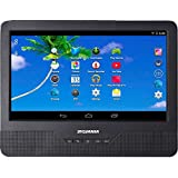 Sylvania SLTDVD9220 9 Android Tablet with Integrated Portable DVD Player (Certified Refurbished)