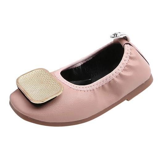 UANGER Bebé Niños pequeños Niños Mocasines Mocasines Zapatos ...