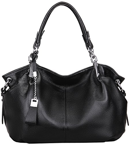 Handle Leather Purse Handbags Heshe Women's Body Black Bags Hobo Cross Tote Handbag Shoulder Satchel Top q707w15d