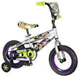 12'' Teenage Mutant Ninja Turtle Bike with Training Wheels