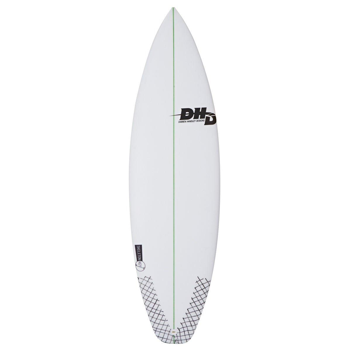 Tabla de surf de esqueleto DHD - llaves blanco Blanco blanco Talla:5ft 10: Amazon.es: Deportes y aire libre