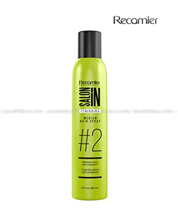 Medium Hair Spray Salon In Recamier LAC Medium Length Fixation Lacquer | Saloon In Laca de