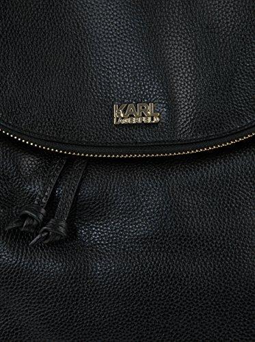 Mochila Lagerfeld Negro Karl Mochila Negro Lagerfeld Karl XFRq0