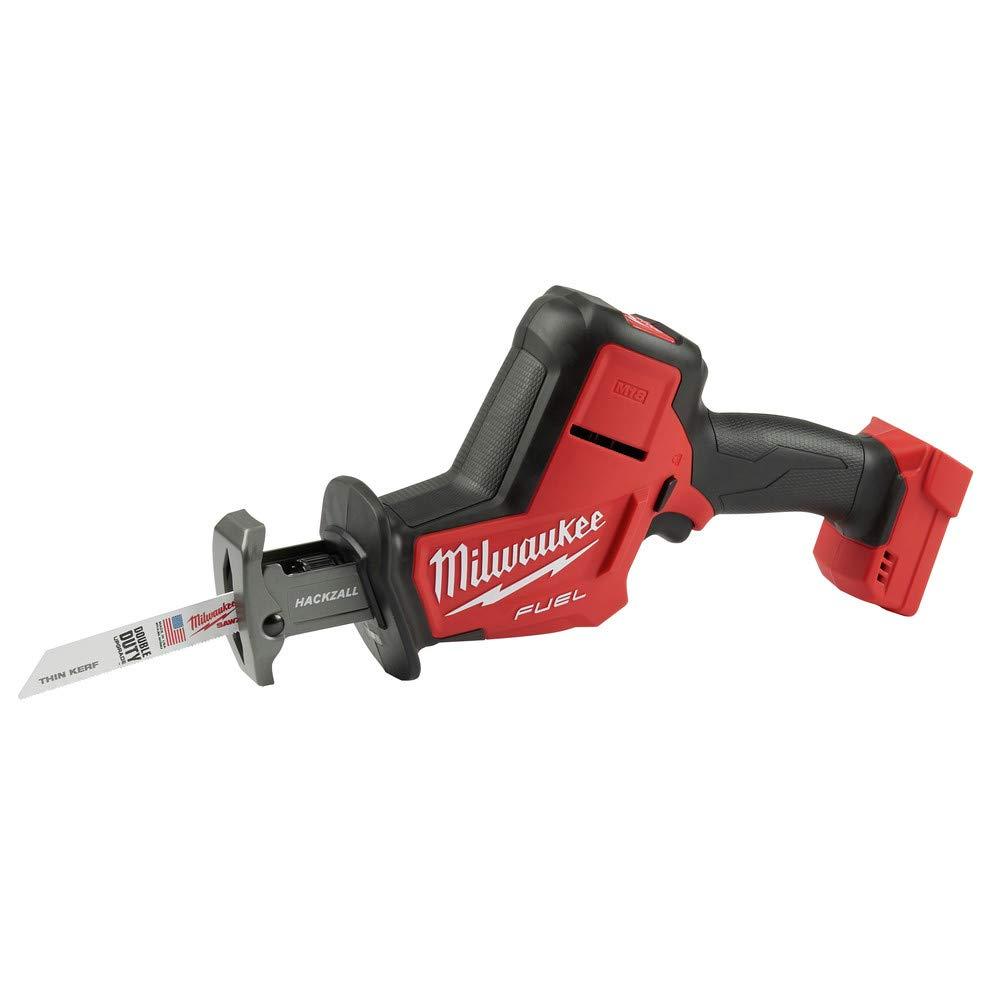 Milwaukee 2719-20 M18 FUEL Hackzall (Bare Tool), Red, Black, by Milwaukee (Image #1)