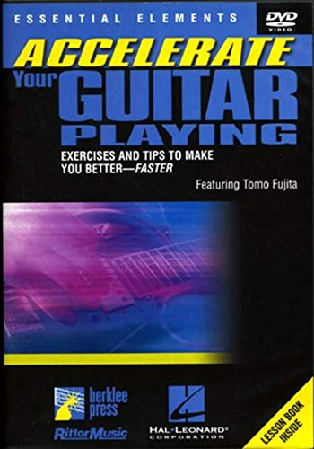Guitar Playing Dvd (Accelerate Your Guitar Playing  DVD)
