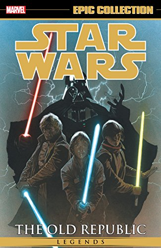 Star Wars Legends Epic Collection ebook product image