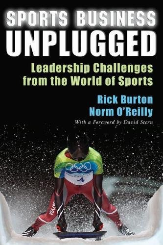 a book review by Chris Lamb: Sports Business Unplugged: Leadership ...