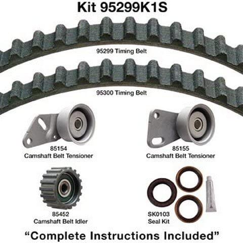Dayco 95299K1S Timing Belt Kit