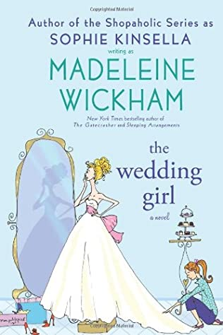 book cover of The Wedding Girl