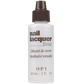 Amazon.com: OPI Nail Lacquer Thinner, 2 Fl Oz: Luxury Beauty