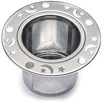 Norpro 5549 Decortive Laser Etched Tea Infuser