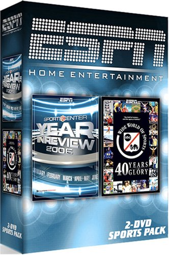 ESPN 2 Pack Sportscenter Year Review