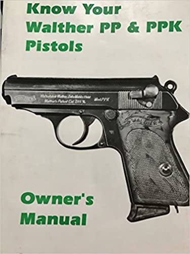 Amazon in: Buy Know Your Walther Pp and Ppk Pistols (Know