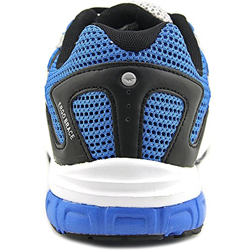 Zapato De Running Hi-tec Hombres R156 Blanco / Plateado / Azul