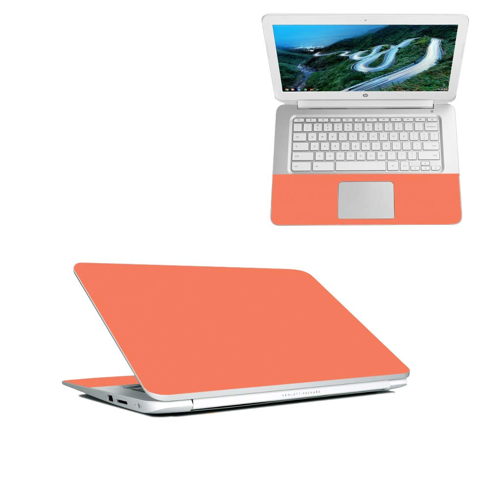 Amazon.com: MightySkins - Funda de vinilo para HP Chromebook ...