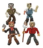 Diamond Comic Distributors SDCC 2013 The Walking Dead: Hershel's Farm Minimates Previews Exclusive Box Set Limited to 3,000