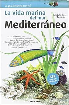 La Vida Marina Del Mar, Mediterráneo por Enric Ballesteros