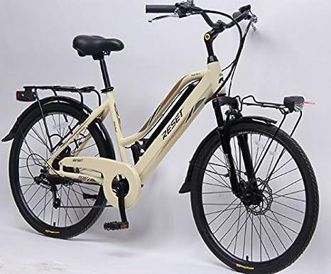 Bicicletta Elettrica Reset Prezzo