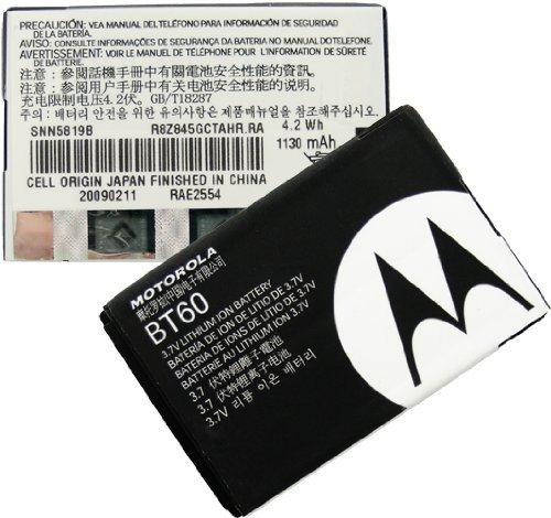 - Standard GENERIC Li-Ion Battery For MOTOROLA NEXTEL v235 Q C290 A1200 V190 V195 V365 BT60
