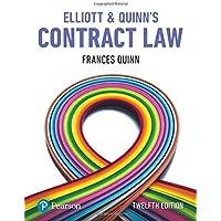 Elliott & Quinn's Contract Law