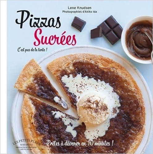 Livre Pizzas sucrées epub pdf