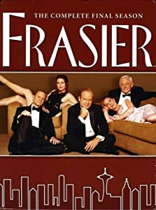 Frasier - The Complete Final Season from Paramount Home Video