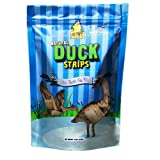 Plato Pet Treats Natural Duck, 16-Ounce, My Pet Supplies