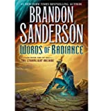 { { [ WORDS OF RADIANCE ] By Sanderson, Brandon ( Author ) Mar - 2014 [ Hardcover ]