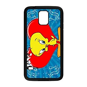 high quality cartoon series tweety bird protective case cover For Samsung Galaxy S5 LHSB9698473